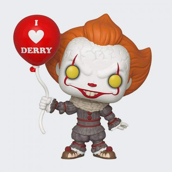 IT Pennywise with Balloon Pop! Vinyl Figure
