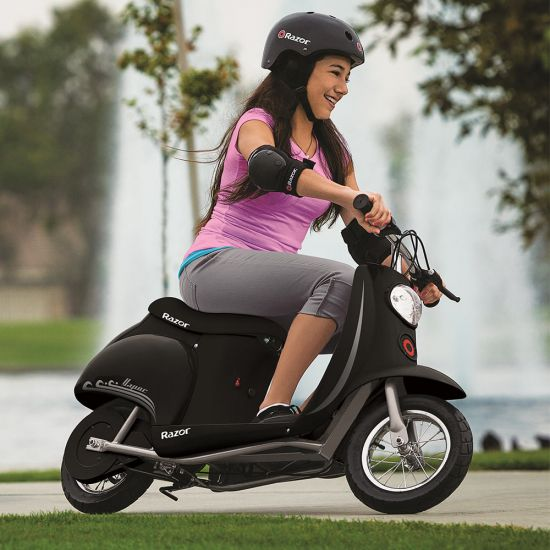 Razor Pocket Mod Electric Ride-On Scooter - Lifestyle
