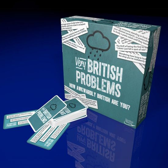 Very British Problems Game - Lifestyle