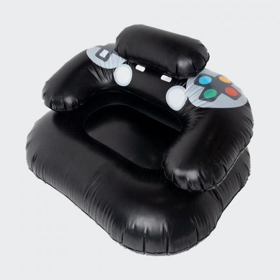 Gaming Inflatable Chair - grey background