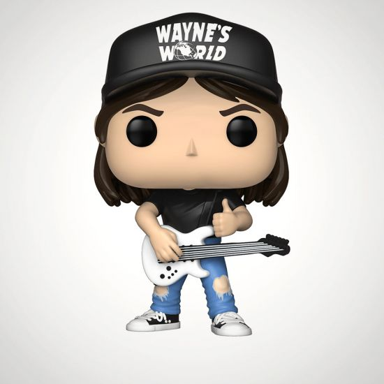 POP! Vinyl: Wayne's World: Wayne - Grey Background