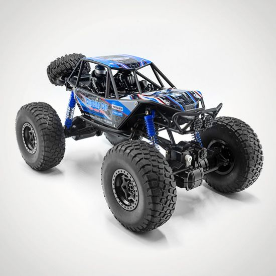RED5 Dune Buggy Blue - Grey Background