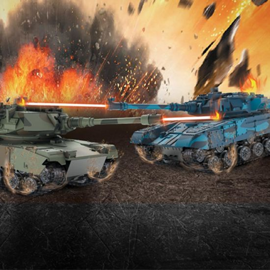Battle Tanks Twin Pack - Lifestyle