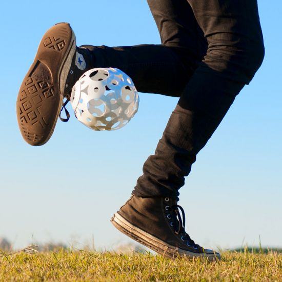 Foooty Fold-Up Football - Lifestyle