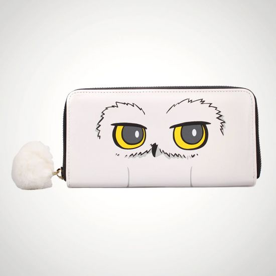 Harry Potter Hedwig Purse Large - Grey Background