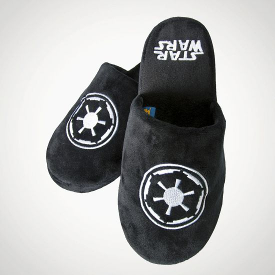 Star Wars Galactic Empire Slippers Adult Large - UK 8-10