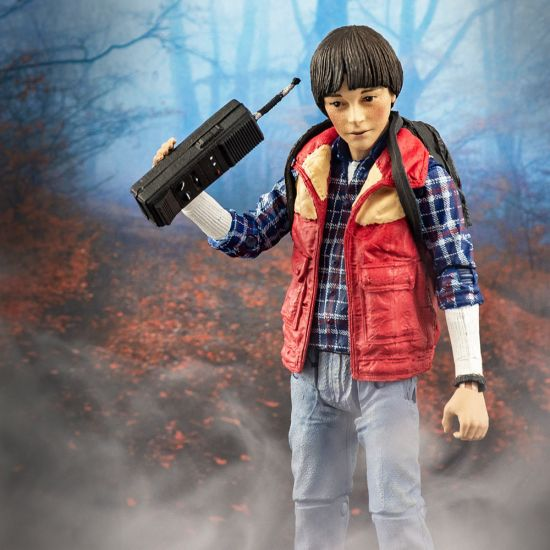 "Stranger Things 7"" Will Action Figure - Lifestyle"