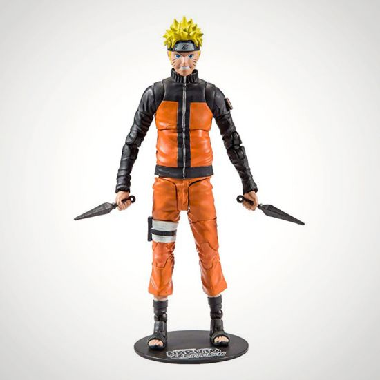 "Naruto 7"" Action Figure - grey background"