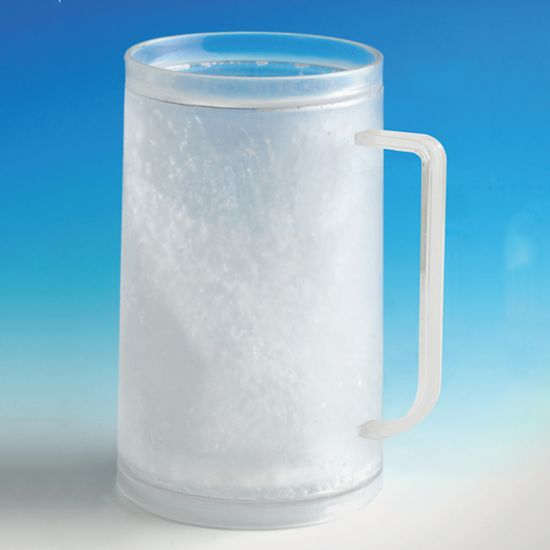Frosty Ice Tankard - Keeps Drinks Cold - Lifestyle