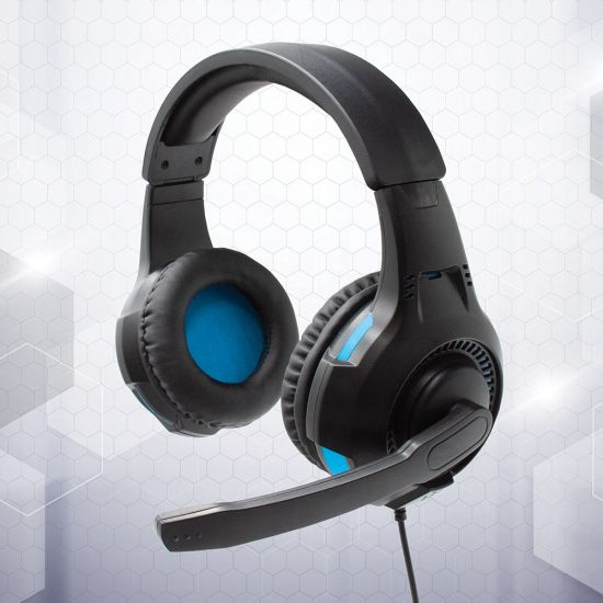 RED5 GAMING Headphones Comet - grey background