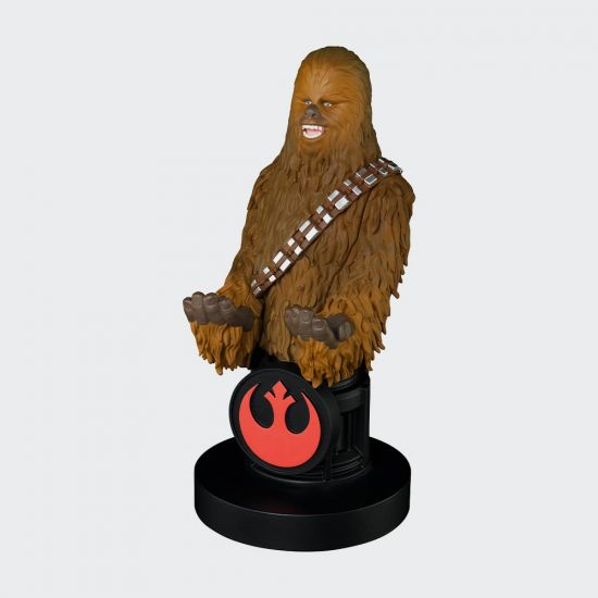 EXQ - Chewbacca Cable Guy on Plinth - Grey background