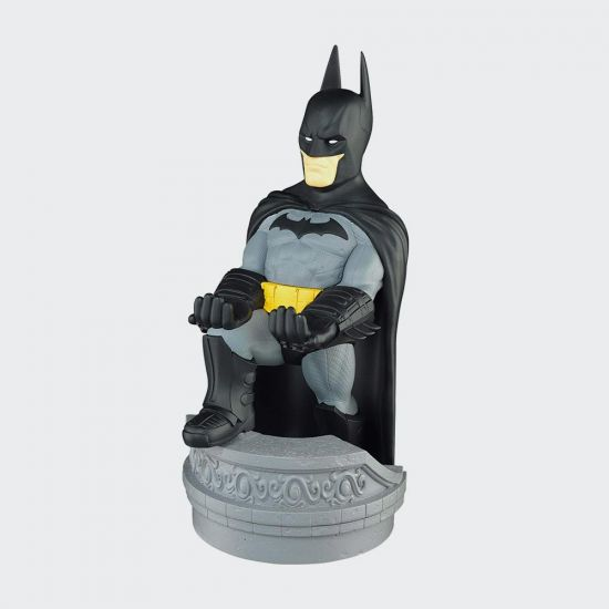 Batman Cable Guy - Grey Background