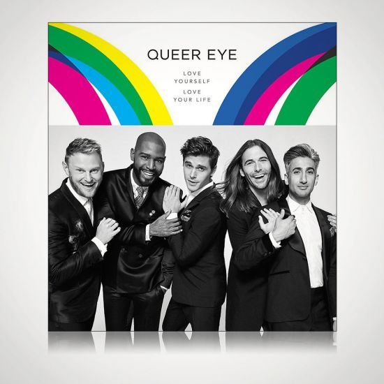 Queer Eye: Love Yourself, Love Your Life Book