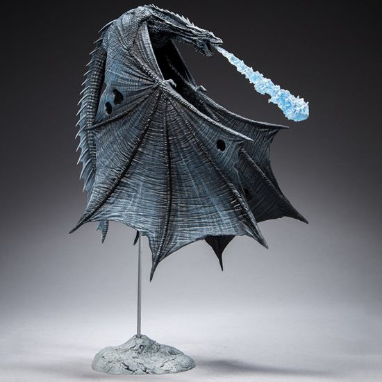 Game of Thrones Viserion Figure - Grey Background