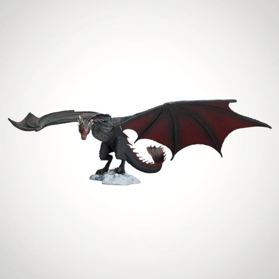 Game of Thrones Drogon Figure - Grey Background