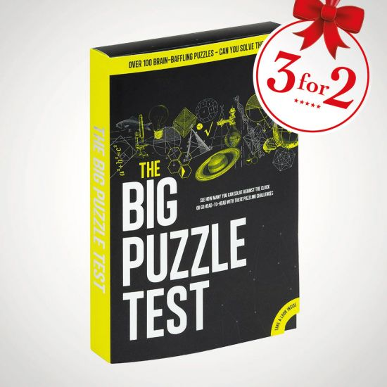 The Big Puzzle Test