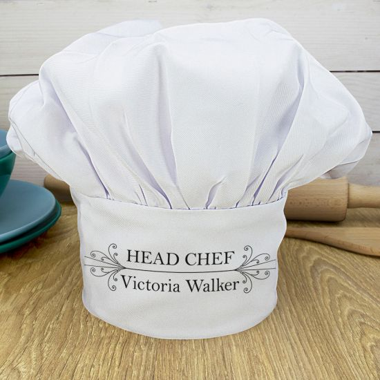 Head Chef's Hat - Lifestyle