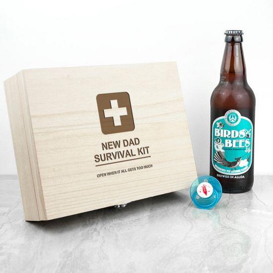 Personalised Emergency New Dad Kit - Lifestyle