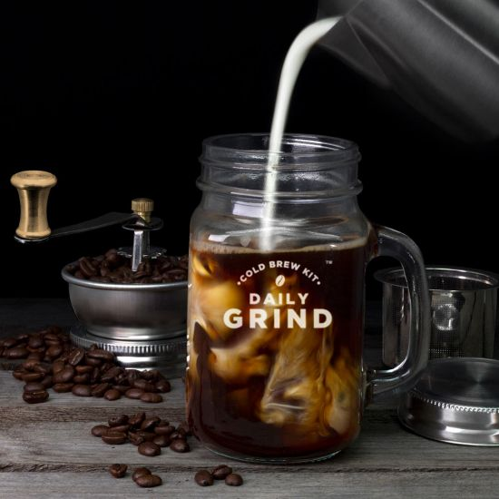 Daily Grind - Lifestyle