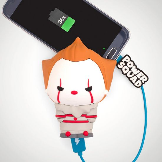Pennywise Powerbank - Grey Background
