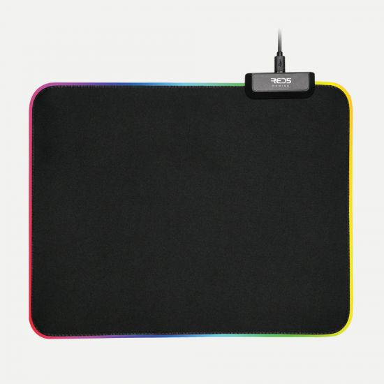 76904 - RED5 Light-up Gaming Mouse Pad - Medium