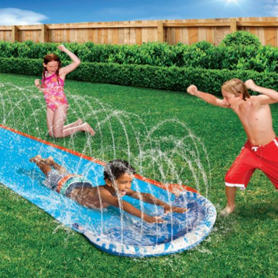 Speed Blast Water Slide - Lifestyle