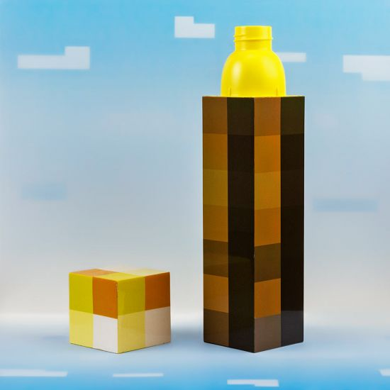 Minecraft Torch Water Bottle - Lifestyle