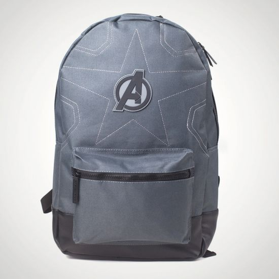 Marvel Avengers Infinity War Backpack - Grey Background