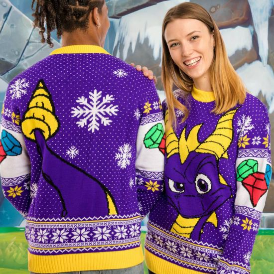 Spryo Christmas Jumper - lifestyle