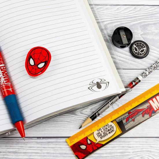 Marvel Spider-Man A5 Pouch Notebook - Lifestyle