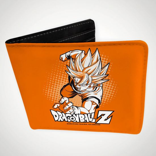 Dragon Ball Wallet - grey background