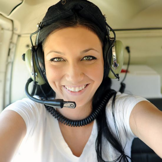 Helicopter Flight and Fizz - Lifestyle