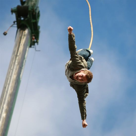Bungee Jump - lifestyle