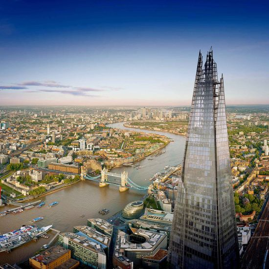 The View from The Shard & Afternon Tea - lifestyle
