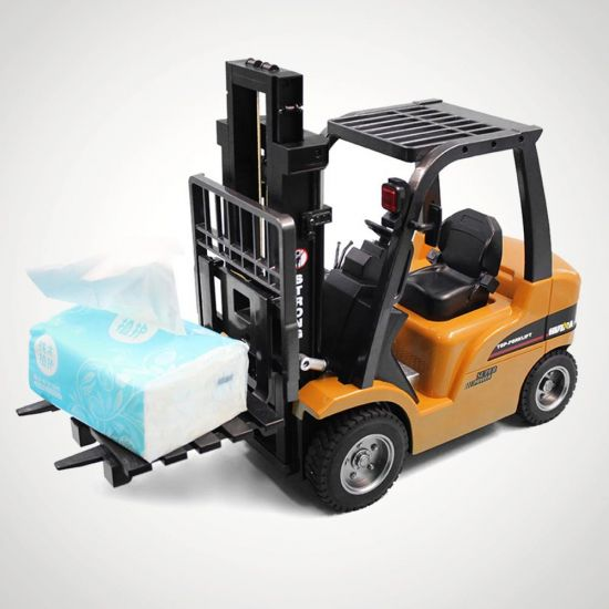 Huina RC Fork Lift - Grey Background