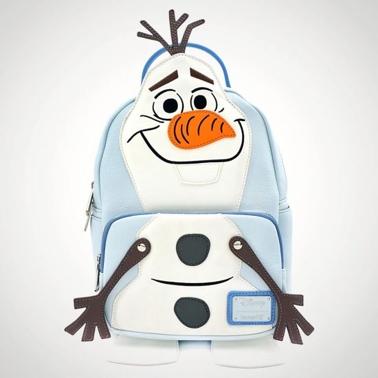 Frozen Olaf Loungefly Mini Backpack- grey background