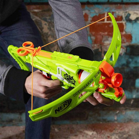 Nerf Zombie Strike Outbreaker Bow - Lifestyle