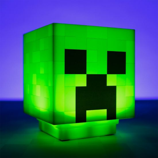 Minecraft Creeper Icon Light - grey background
