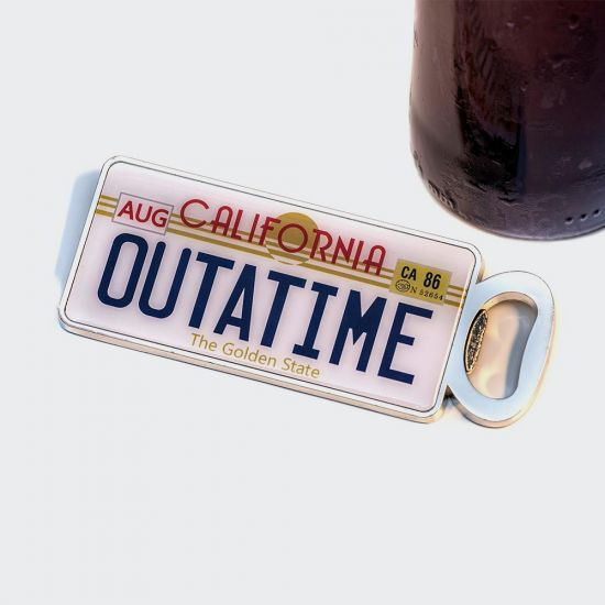 Back to the Future Outatime Bottle Opener