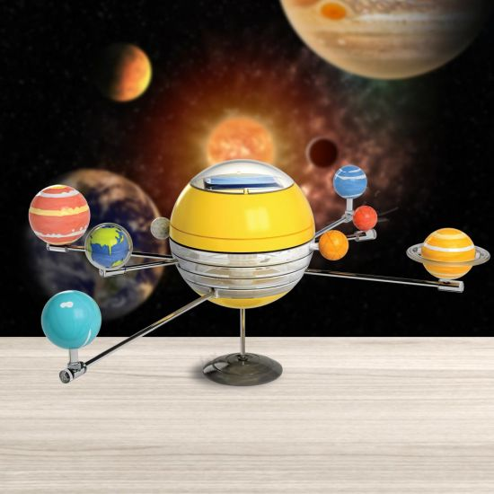 Solar System Kit - grey background