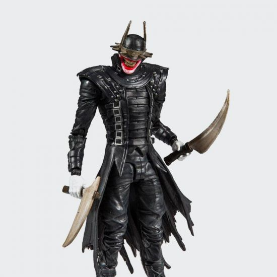 Dark Nights: Metal Build A - McFarlane Action Figure The Batman Who Laughs 18 cm