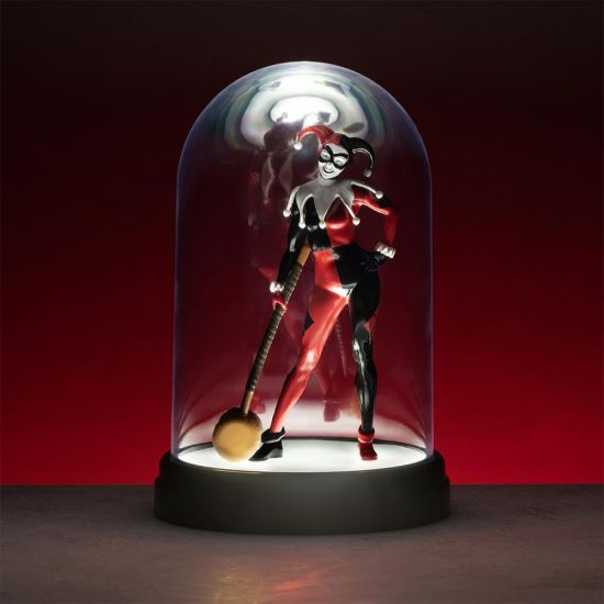 Harley Quinn Bell Jar Light