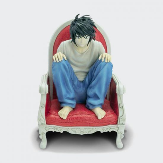 Death Note AbyStyle Figurine 'L' - Grey Background