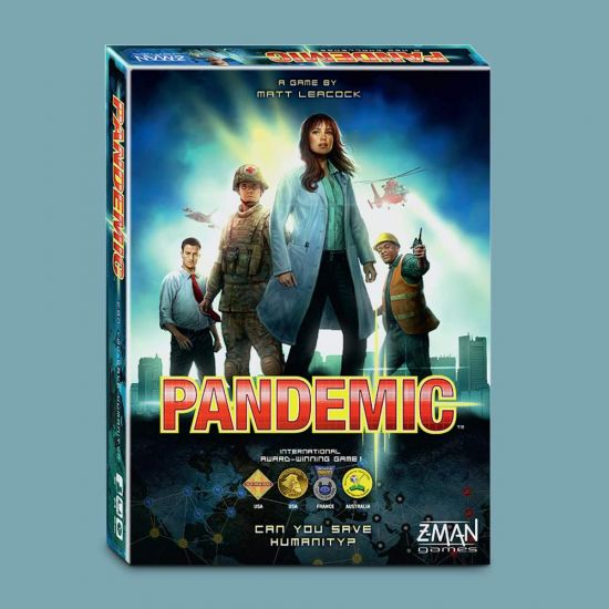 Pandemic - the board game