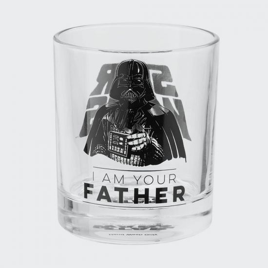 Star Wars Fathers Day Tumbler Set - Grey background