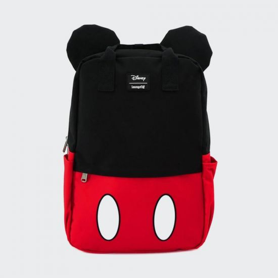 Disney Mickey Mouse Cosplay Loungefly Laptop Backpack