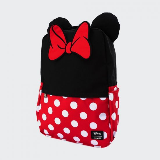 Disney Minnie Mouse Cosplay Loungefly Laptop Backpack