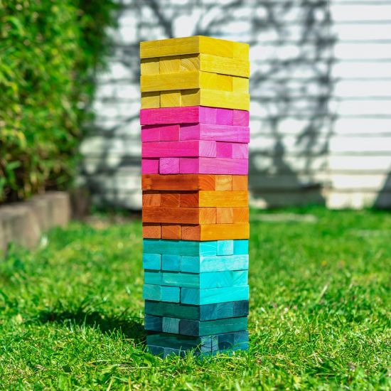 Giant Toppling Tower - lifestyle