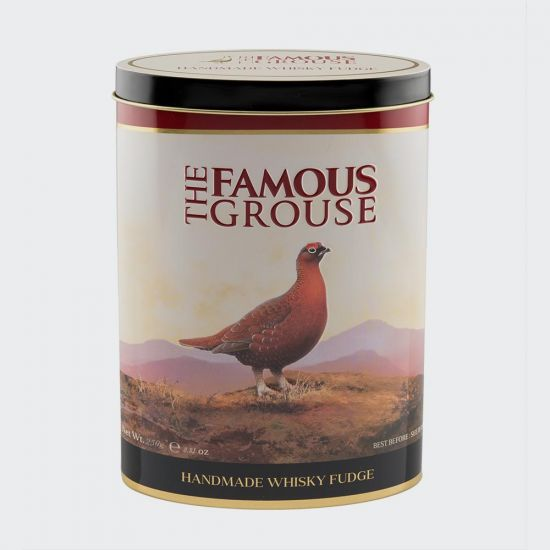 The Famous Grouse Whisky Fudge Tin