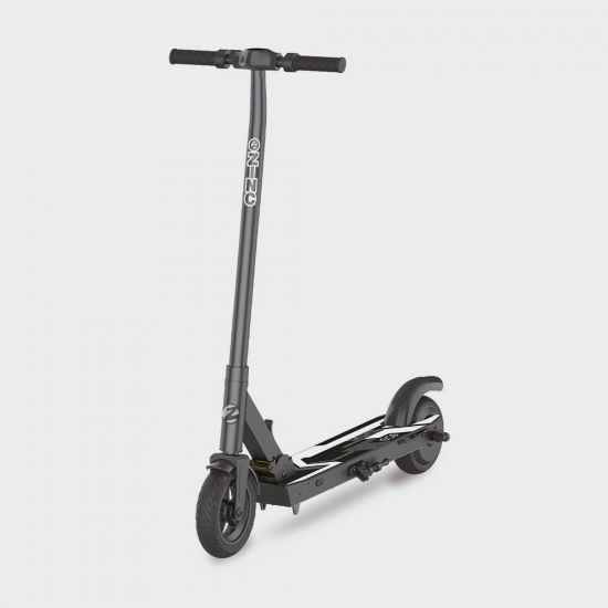 Zinc Eco Plus electric scooter on white background